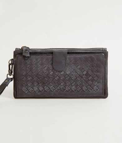 Diophy Woven Wristlet Wallet
