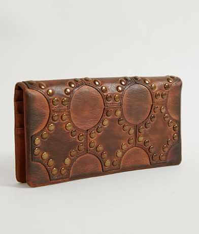 Diophy Studded Wallet