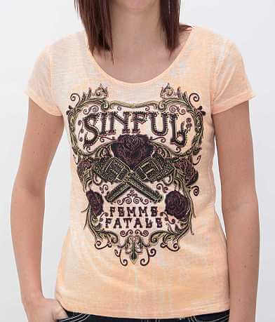 Sinful Stockdale Ranch Top
