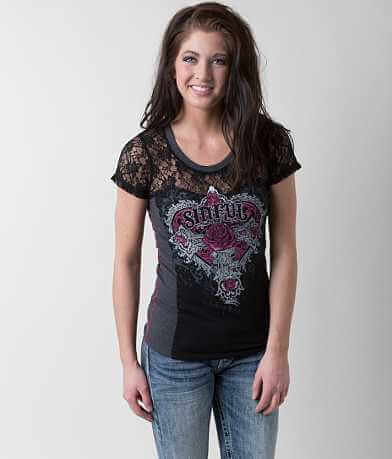 Sinful Wild Heart Top