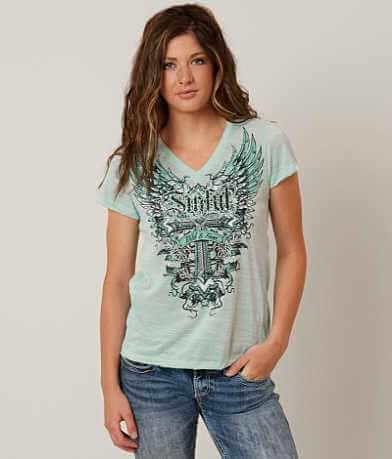 Sinful White Mint T-Shirt
