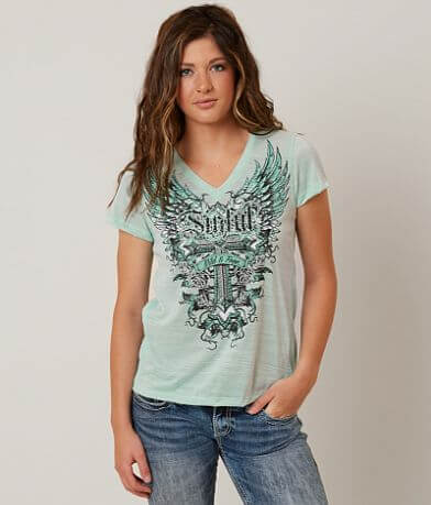 Sinful White Mint T-Shirt