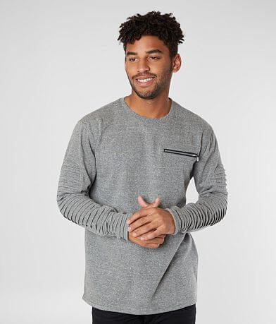 Rebel Star Moto Sweatshirt