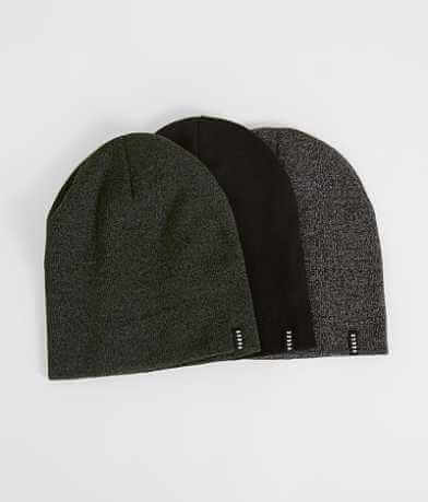 Veece Three Pack Slouch Beanie