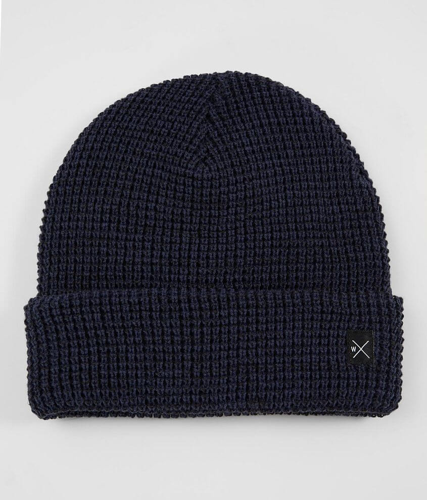 Departwest Folded Beanie front view