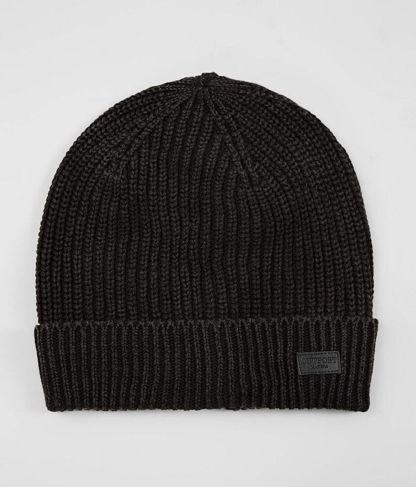Outpost Makers Washed Beanie front view