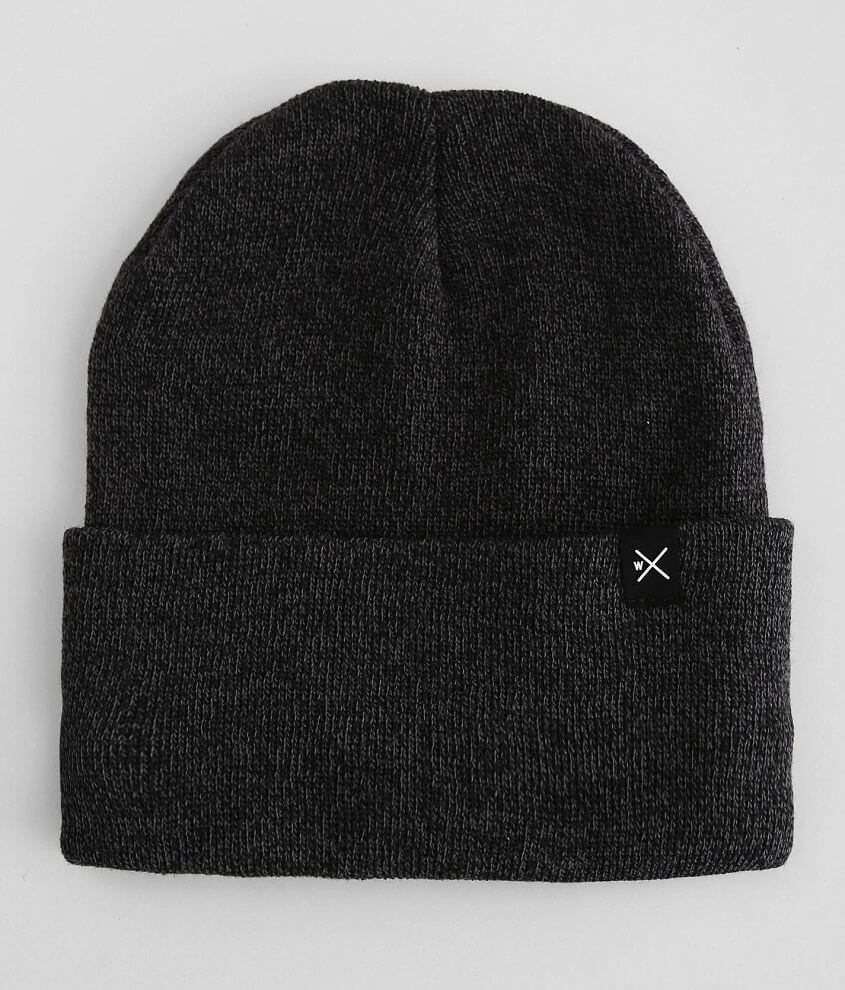 Departwest Marled Knit Beanie front view