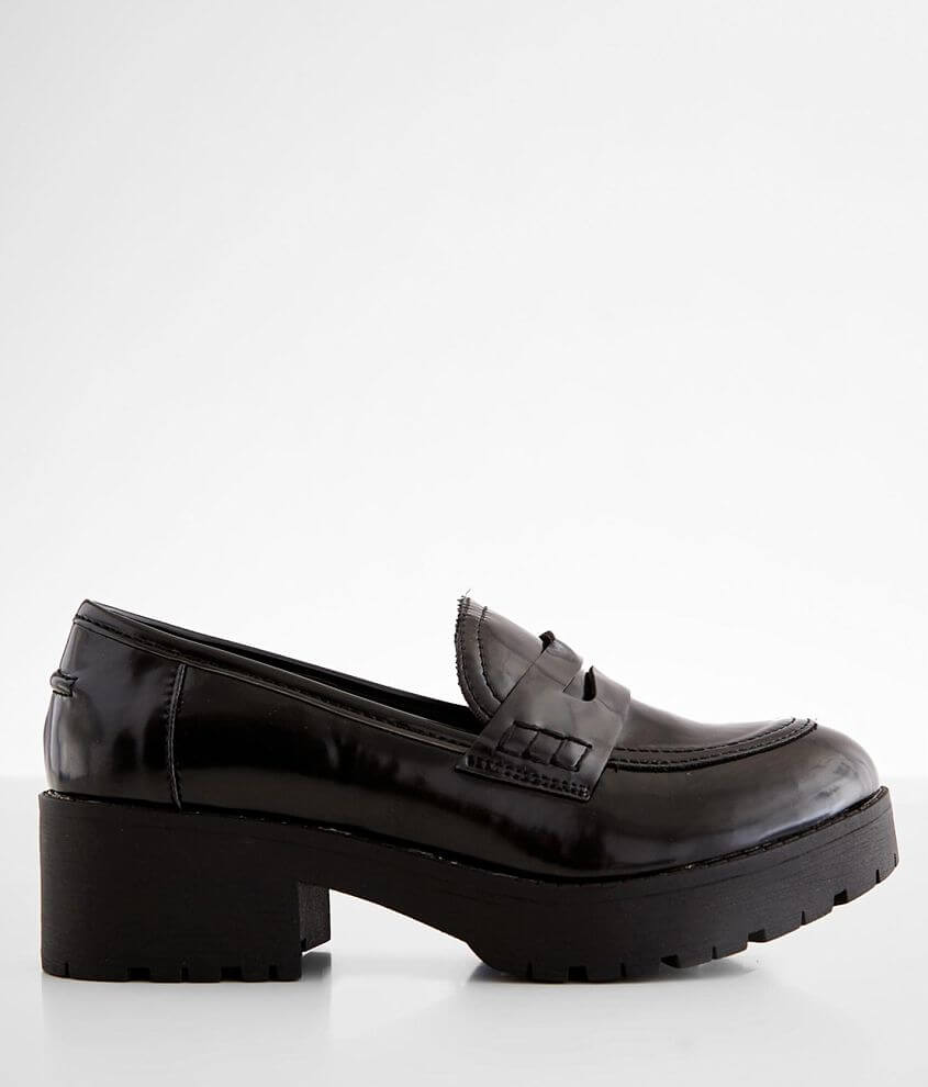 Madden Girl Bettee Loafer Shoe front view
