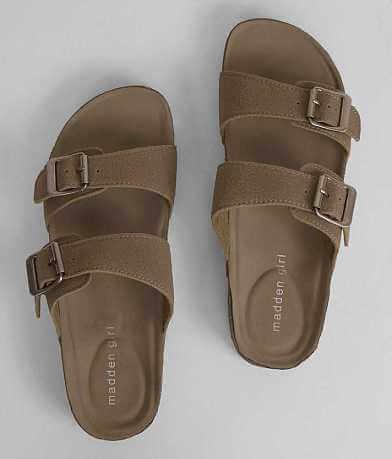 Madden Girl Brando Footbed Sandal