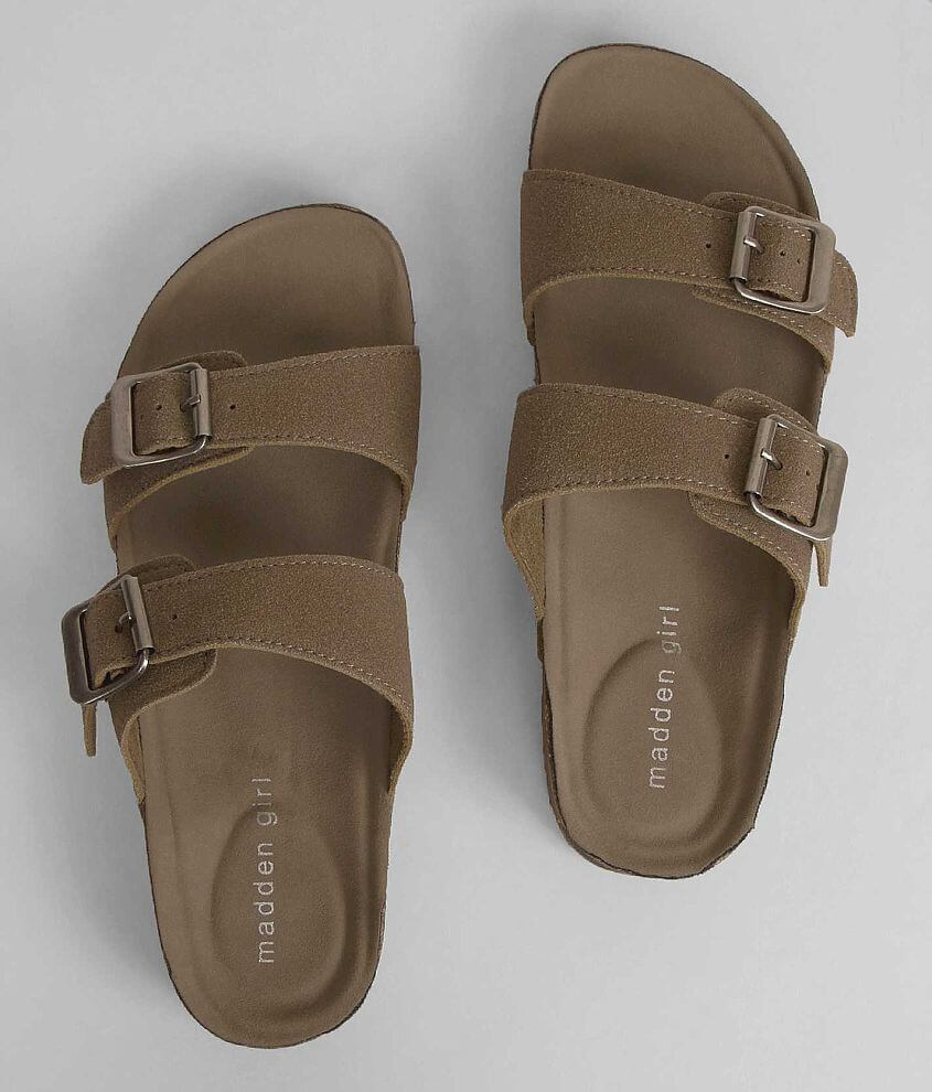 0f093f523eb Madden Girl Brando Footbed Sandal - Women s Shoes in Taupe