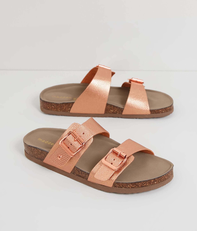 4bf923edebae Madden Girl Brando Sandal - Women s Shoes in Rose Gold