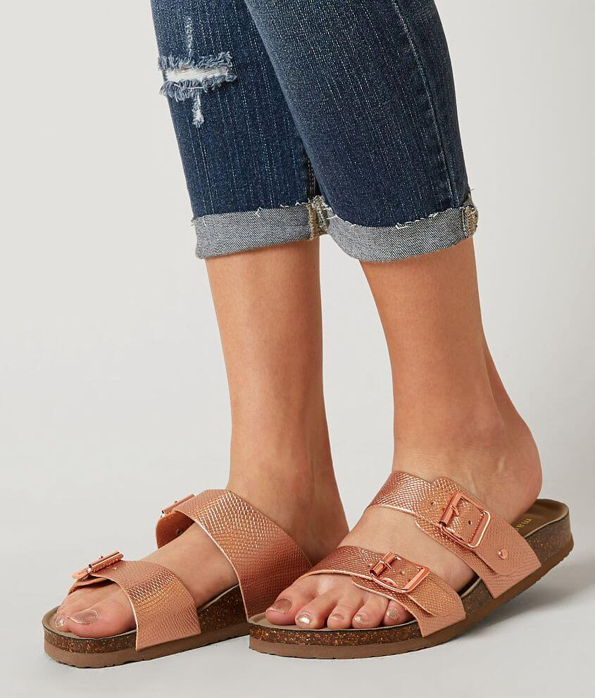 3018f72a8c0 Madden Girl Brando Sandal - Women's Shoes in Rose Gold | Buckle