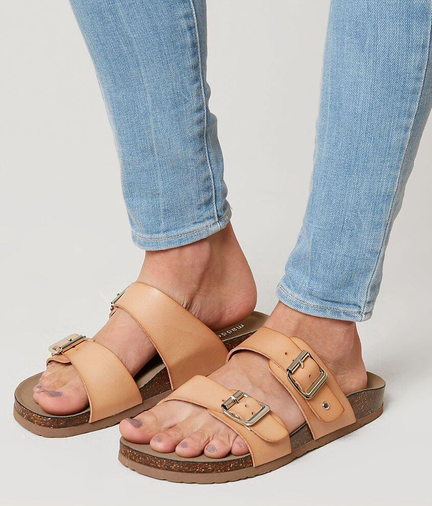 226c62937dd Madden Girl Brando Sandal - Women's Shoes in Nude | Buckle