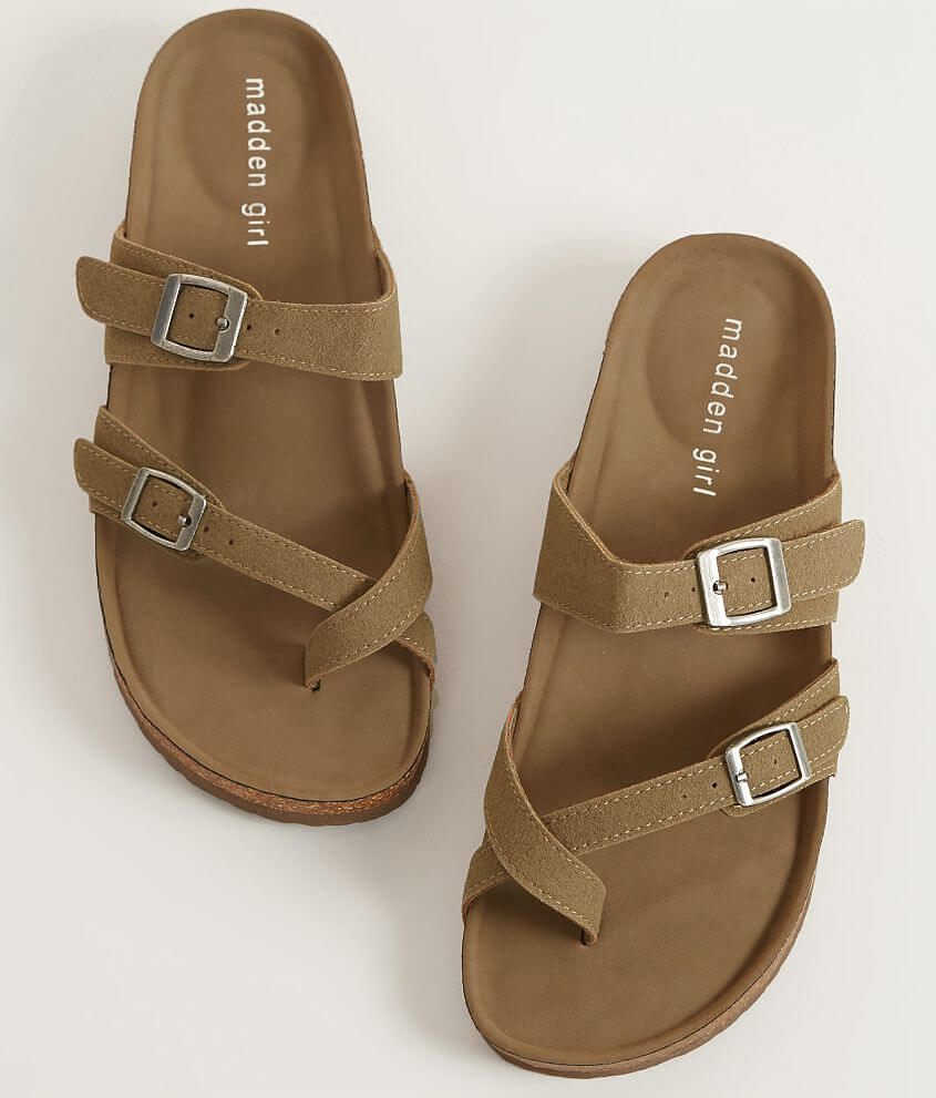 6241f50f90ba Madden Girl Brycee Sandal - Women s Shoes in Taupe