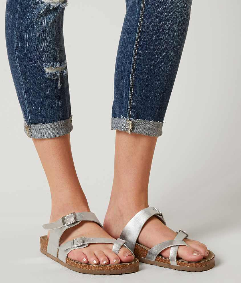 Women's Madden Girl Bryceee Footbed Sandals outlet authentic cheapest wbU0EfFuR