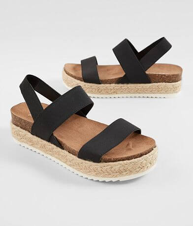 Madden Girl Cybell Flatform Sandal