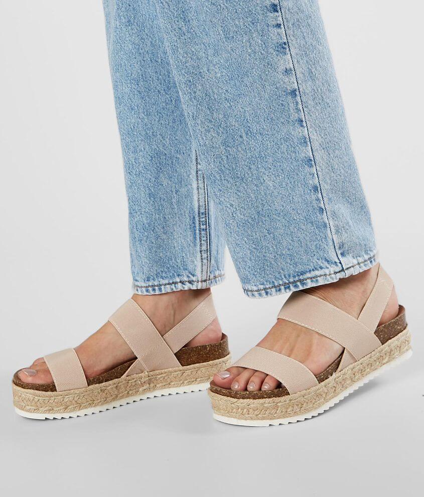 Madden Girl Cybell Flatform Sandal front view