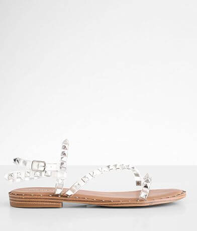 Madden Girl Flights Studded Sandal