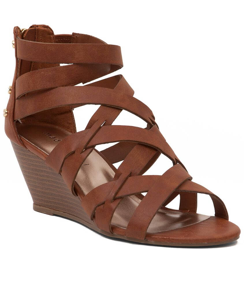 Madden Girl High Five Sandal front view