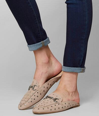 Madden Girl Studded Loafer Shoe