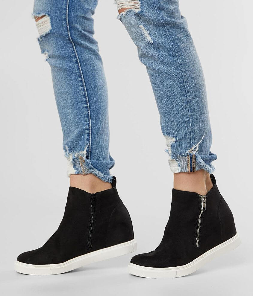 Madden Girl Piperr Wedge Shoe front view