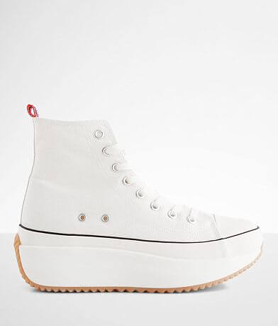 Madden Girl Winnona Platform High Top Sneaker