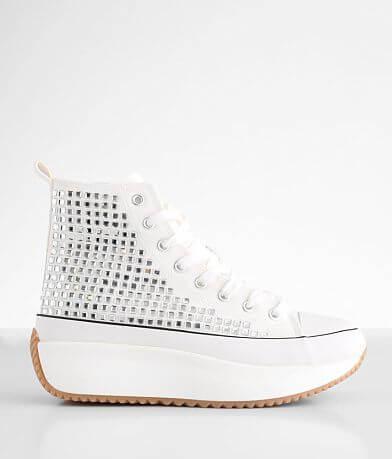Madden Girl Winnona Platform Rhinestone Sneaker