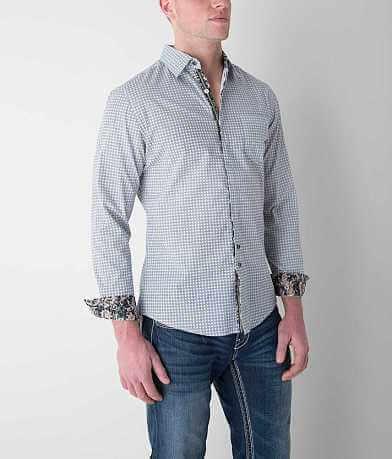 Smash Geometric Print Shirt