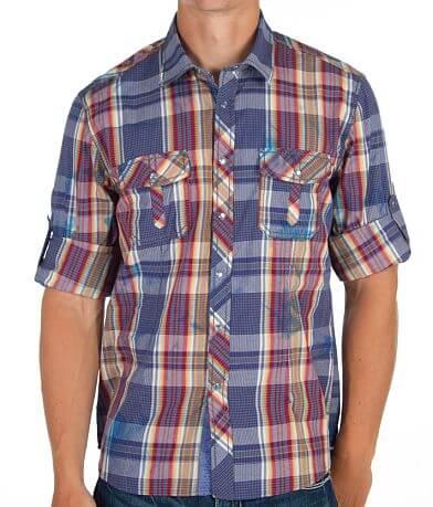 Smash Plaid Shirt