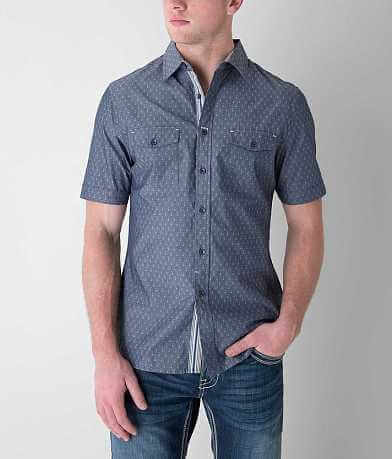 Smash Fashion Print Shirt
