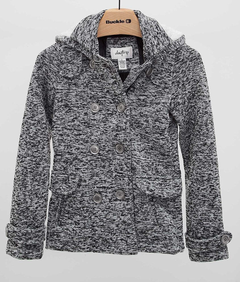 Daytrip Marled Jacket front view