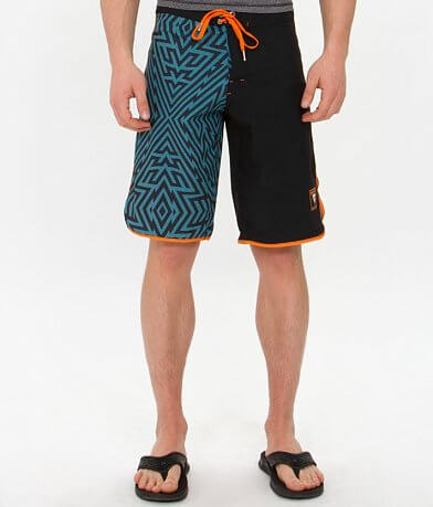 Society Intense Stretch Boardshort
