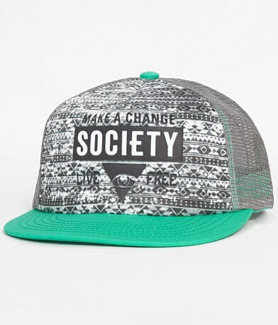 Society Beach Break Trucker Hat