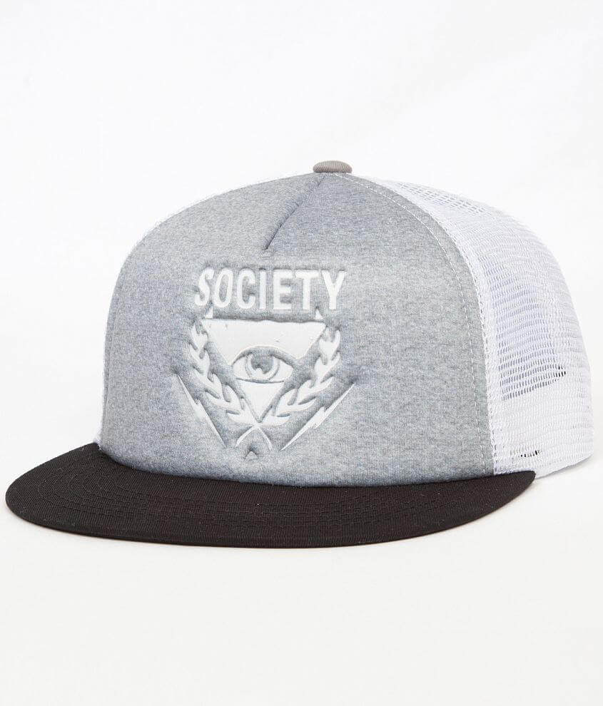 Society Beach Break Trucker Hat front view