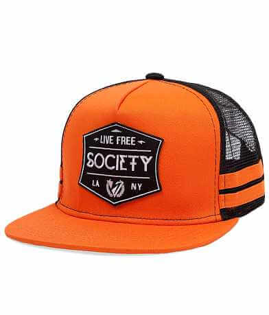 Society Siren Trucker Hat
