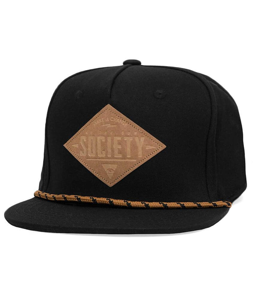 Society Bank Hat front view