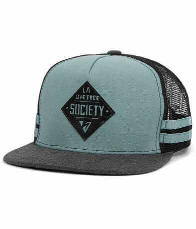 Society Develop Trucker Hat