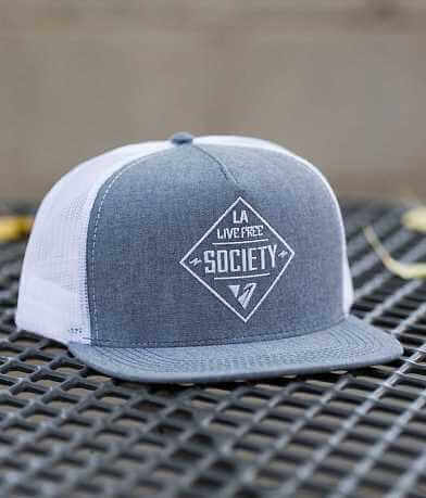 Society Daily Trucker Hat