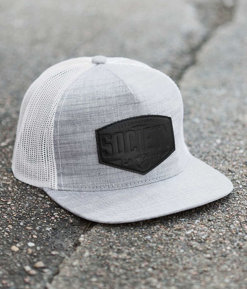 Society Element Trucker Hat front view