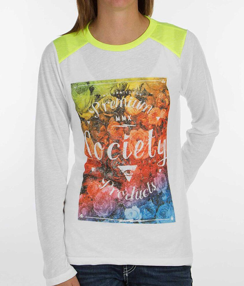 Society Products T-Shirt front view