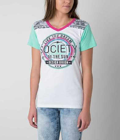 Society Visual T-Shirt