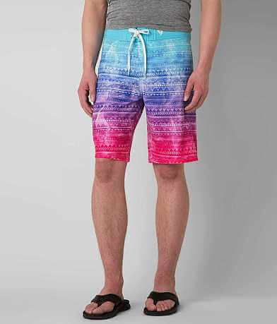 Society Let It Be Stretch Boardshort