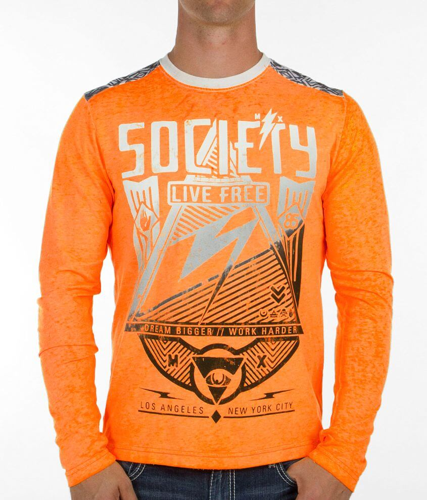 Society Do Time T-Shirt front view