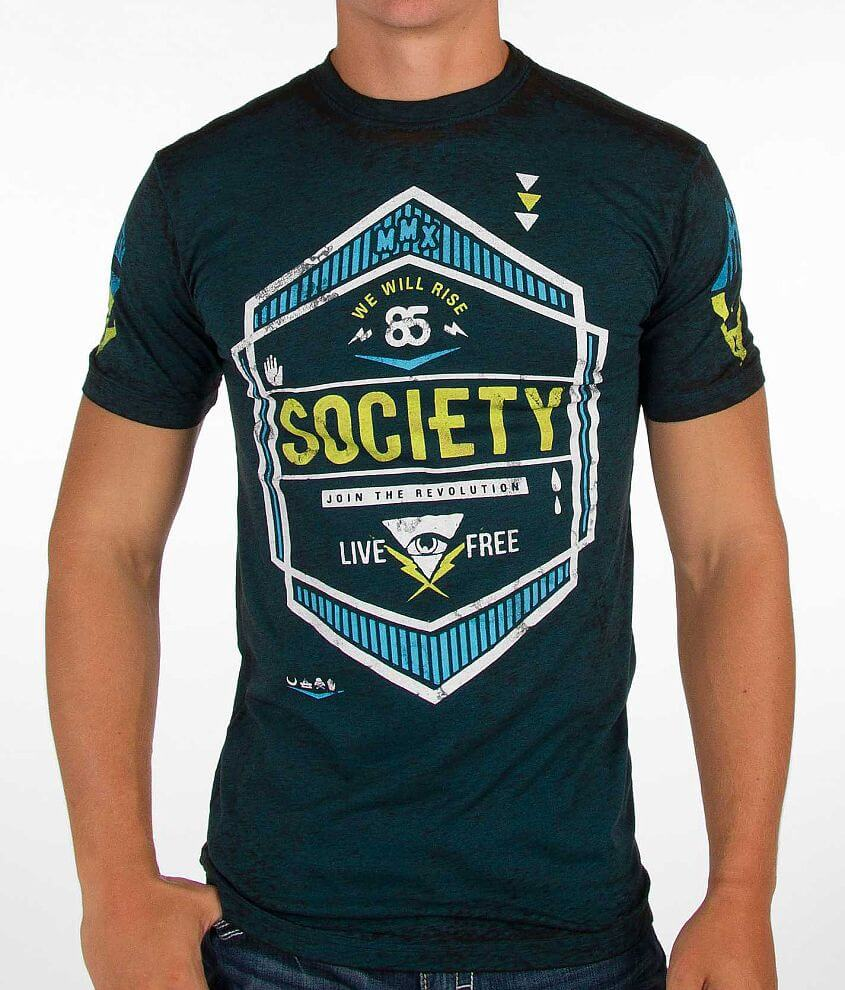 Society Solstice T-Shirt front view