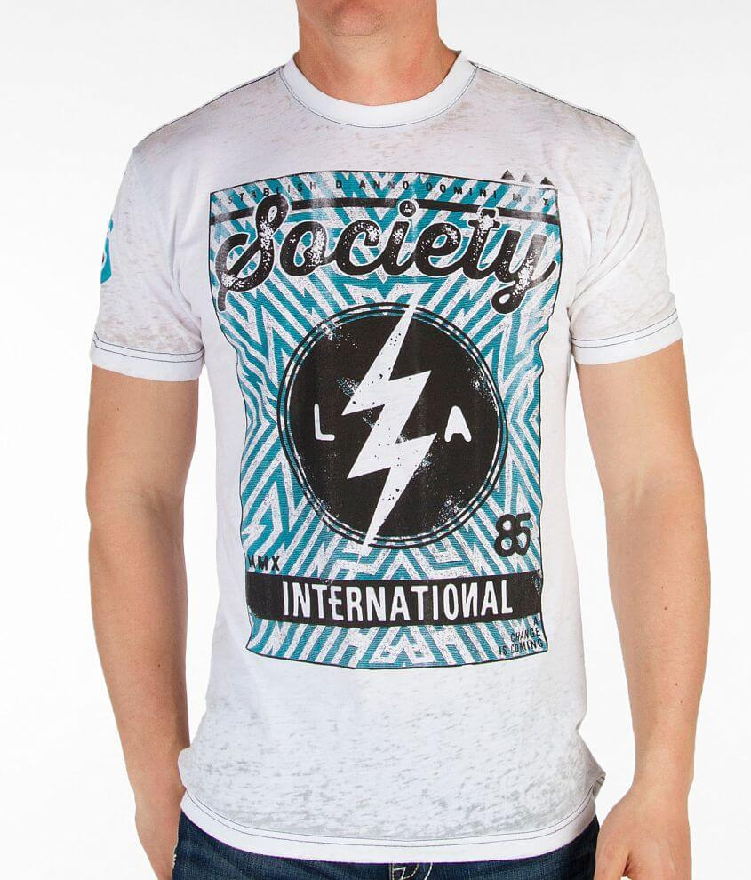 Society Climb T-Shirt front view