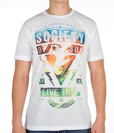 Society Held Up T-Shirt