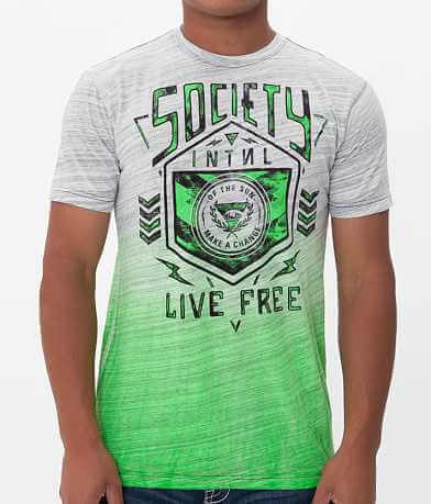 Society Holding On T-Shirt
