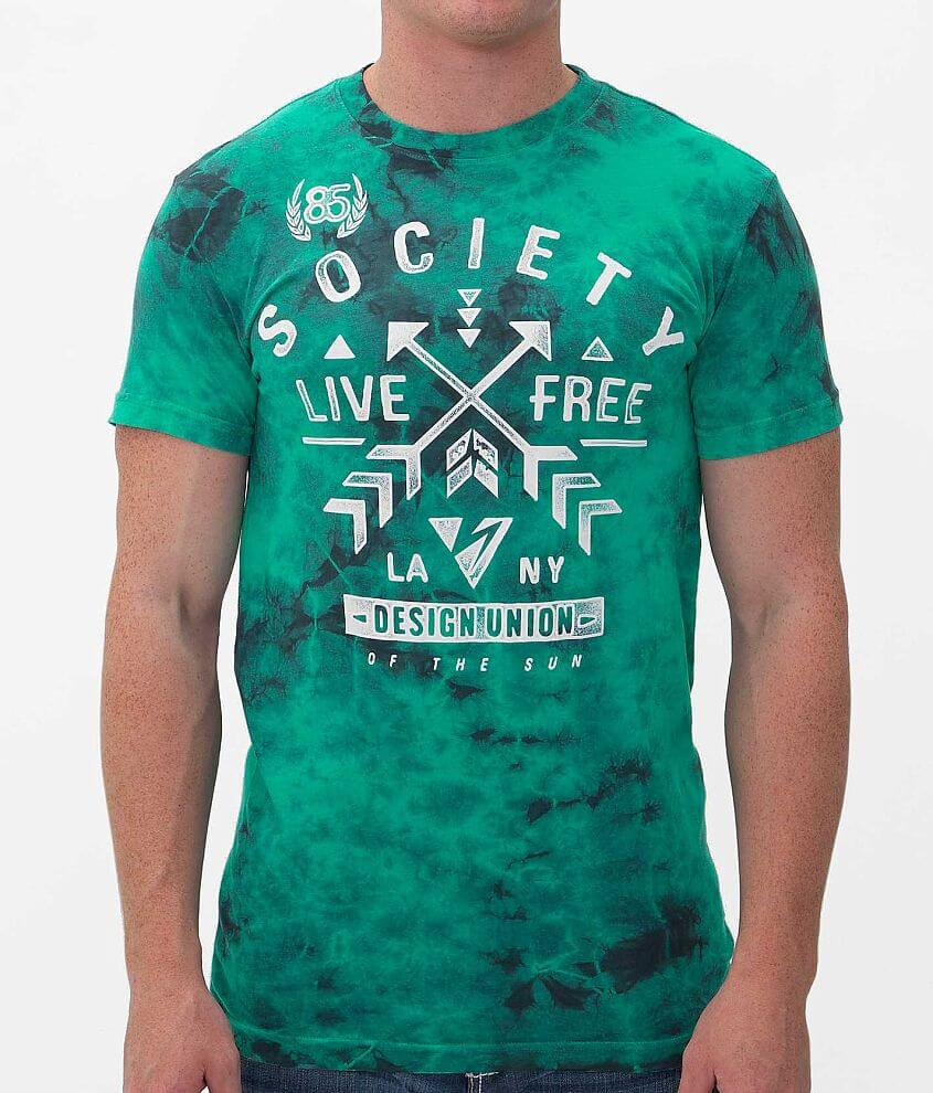 Society Alpha T-Shirt front view