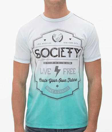 Society Peace of Mind T-Shirt