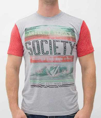 Society Windy Roads T-Shirt